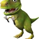 T-Rex Handbells