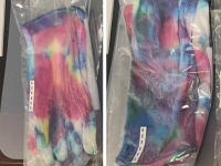 Small Tie Dye Gloves