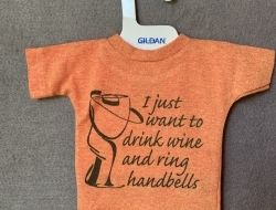 Drink Wine Ring Bells
