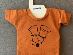 Handbells and Gloves