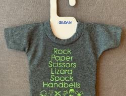 Rock Paper Scissors Handbells