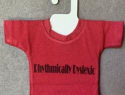 Rhythmically Dyslexic