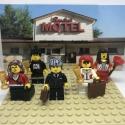Schitts Creek Lego Set