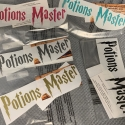 Potions Master Removable Decal