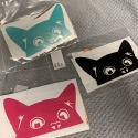 Cat Removable Decal