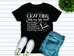 Crafting Fills My Life