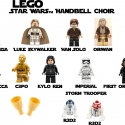 Star Wars Lego Handbell Choir