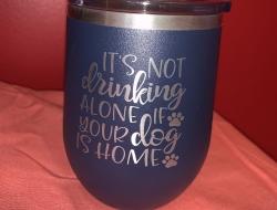 It's Not Drinking