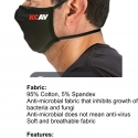 Cotton Mask with 2 headbands