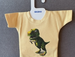 T-Rex with Bells
