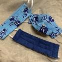 KC Royals Kansas City Mask 7.5
