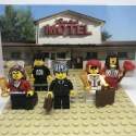 Schitts Creek Lego Set