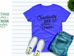 Creativity Over Fear